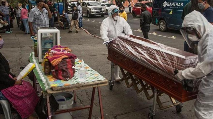 Al menos 38 niños menores de 10 años han muerto en Guatemala por la covid-19