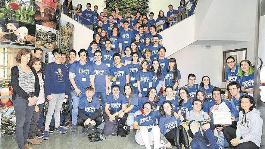 Aluvión de actividades en el IES Saavedra Fajardo durante este mes
