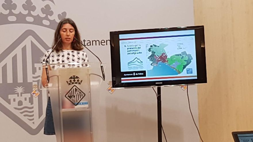 El nuevo Plan General de Palma aumenta en 212 hectáreas el suelo rústico protegido