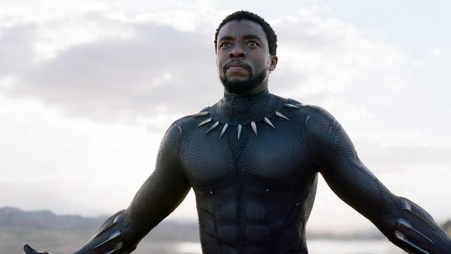 Los 7 momentos más épicos de Chadwick Boseman como Black Panther
