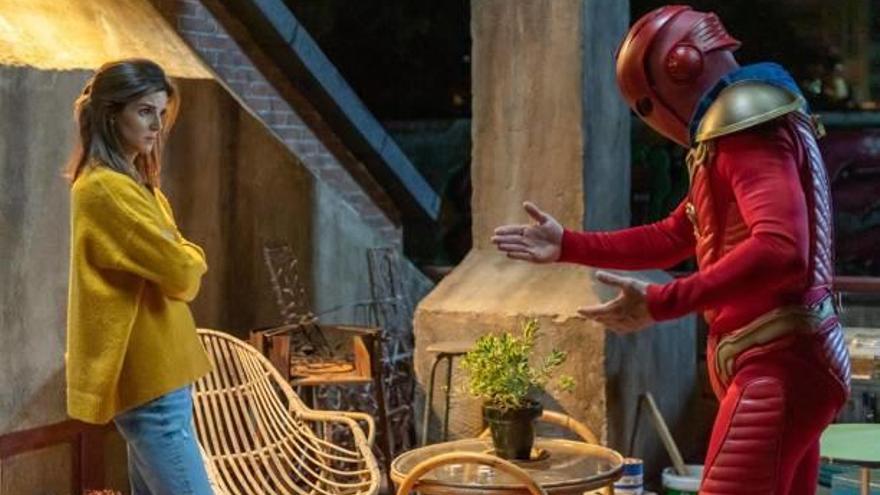 Netflix renueva «El vecino» por una segunda temporada