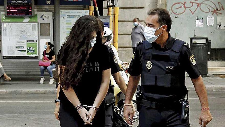 """La acusada de asesinar a su novio en Ibiza: """"No quería matarlo"""""""