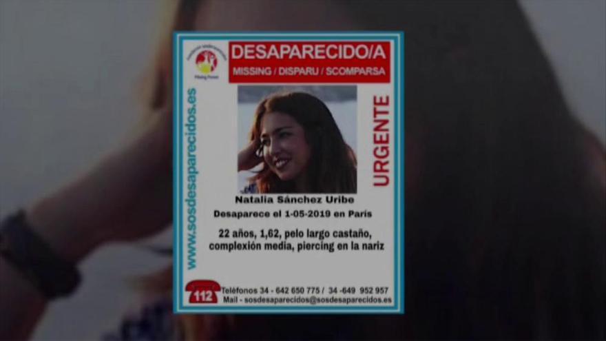 """Los padres de Natalia: """"Nuestra energía está centrada en encontrar a nuestra hija"""""""