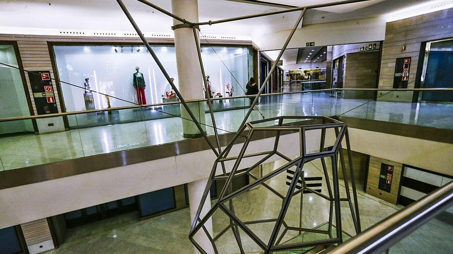 La propietaria del centro comercial del Calatrava pide el concurso por el covid