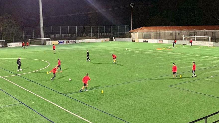 La EFL regresa a la competición con la visita del CD Lugo B