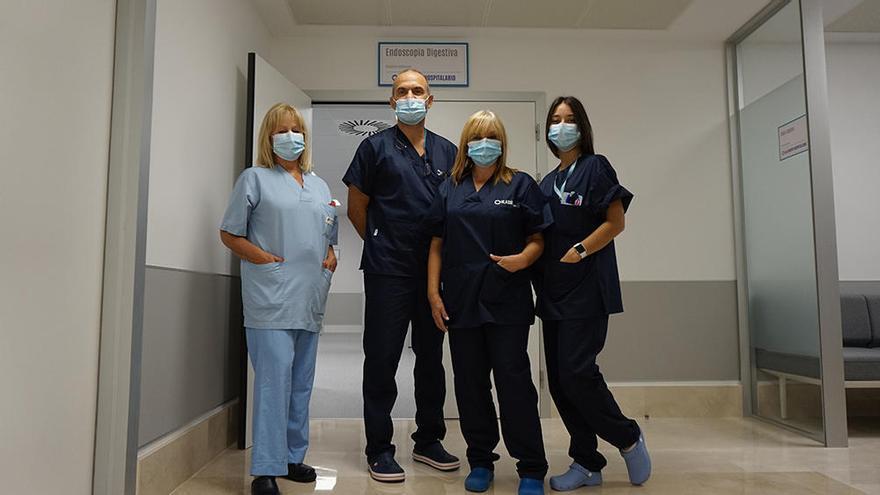 HLA La Vega incorpora inteligencia artificial a su Unidad de Endoscopia Digestiva
