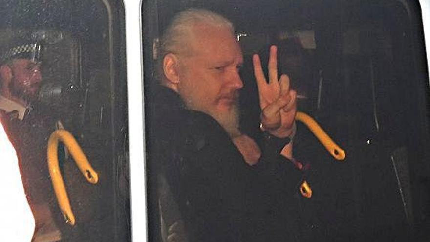 Suècia reobre el cas contra Julian Assange per una suposada violació