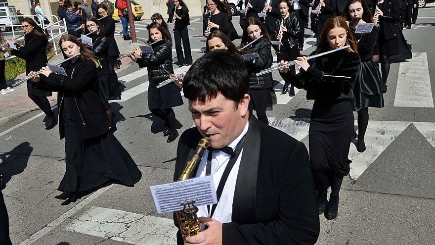 El Festival de Bandas más antiguo de Galicia regresa a las calles de Meaño