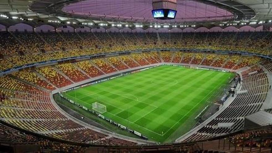 El Atlético-Chelsea de ida de octavos se jugará en Bucarest