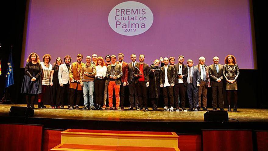Los Premis Ciutat de Palma se eligen hoy entre casi un millar de inscritos