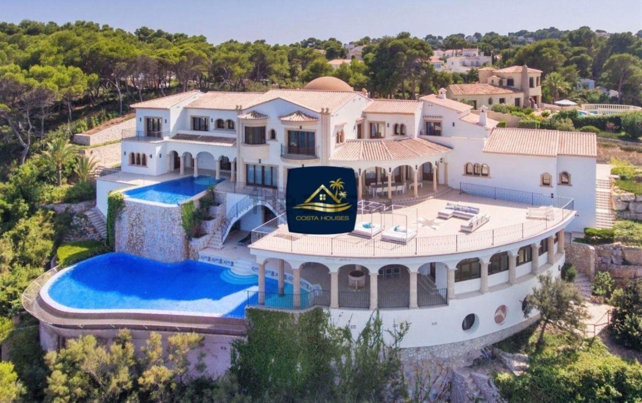 El inmueble más caro de la provincia de Alicante se vende por un precio de 12.500.000 euros.