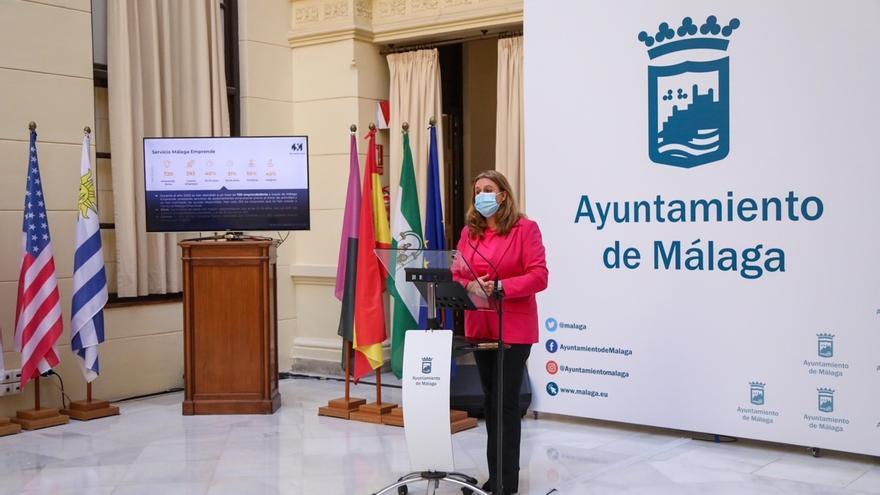 Promálaga atiende a 720 emprendedores y ayuda a crear casi 300 empresas en 2020 a través de 'Málaga Emprende'