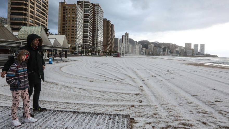 Benidorm habilita un albergue provisional por la ola de frío