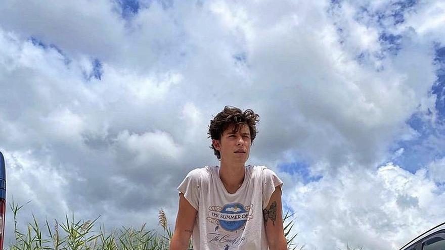 Shawn Mendes, de ruta por Mallorca para grabar su nuevo videoclip