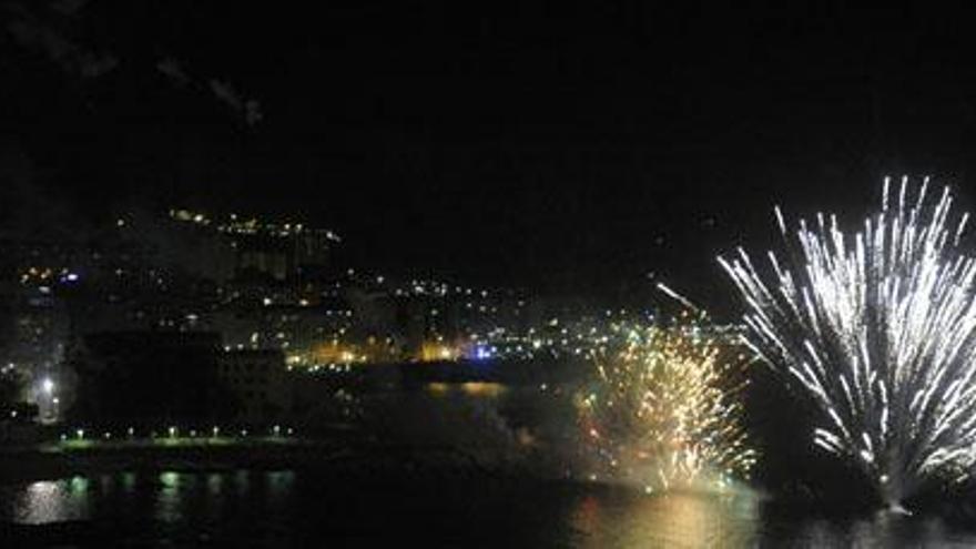 Vuelve la Batalla Naval a las Fiestas de María Pita