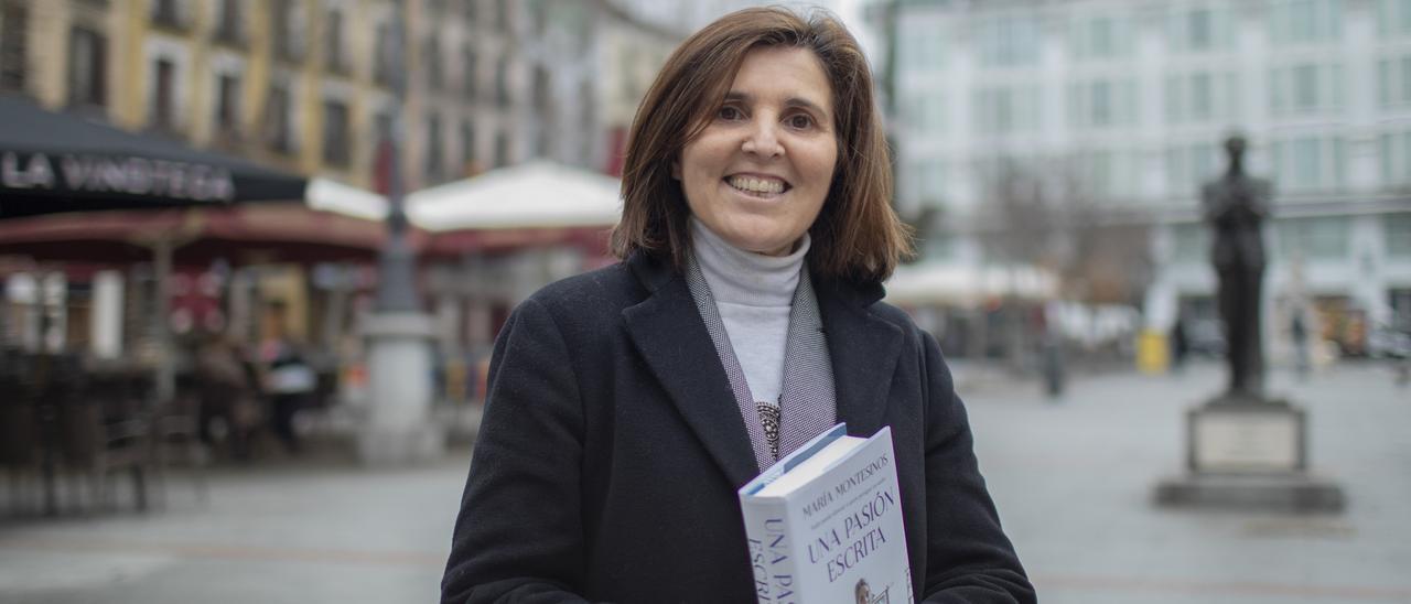 María Montesinos, escritora