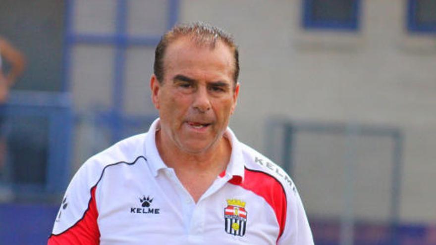 Fallece Paco Acosta, un histórico del fútbol cartagenero