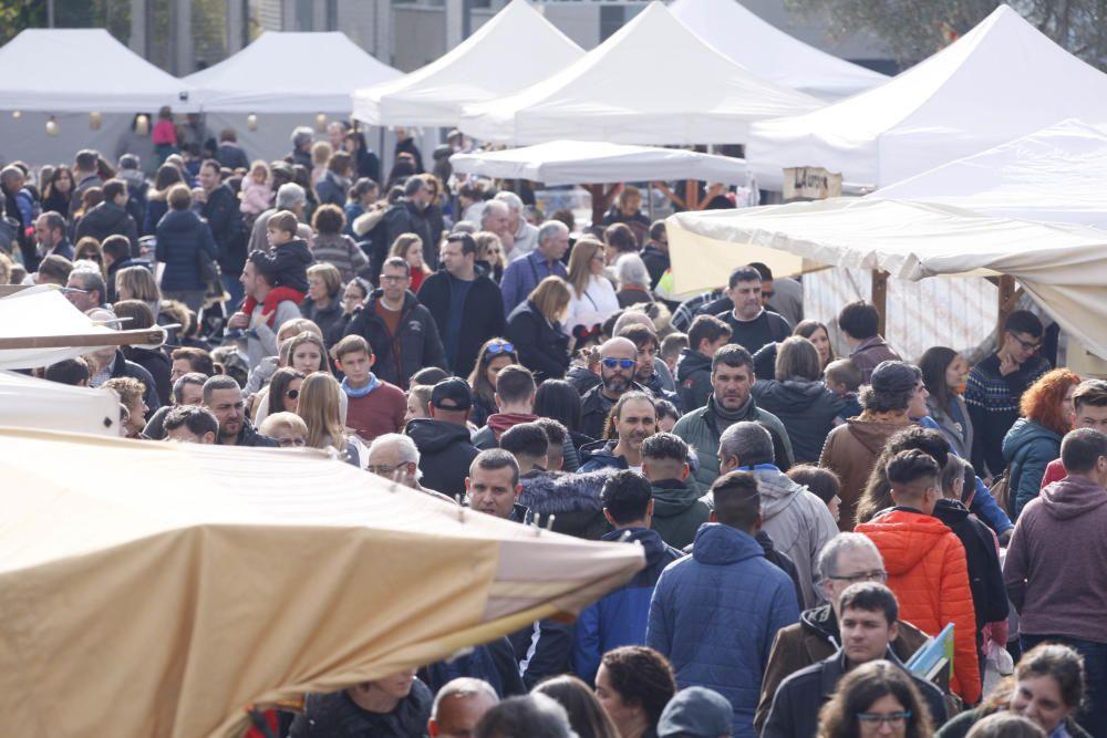 Sant Gregori celebra la 13a edició de la Fira del Pa i la Xocolata