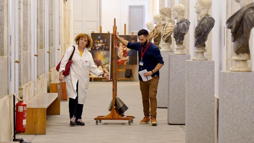 Conchi Quesada: Abandonar todo por el amor al arte