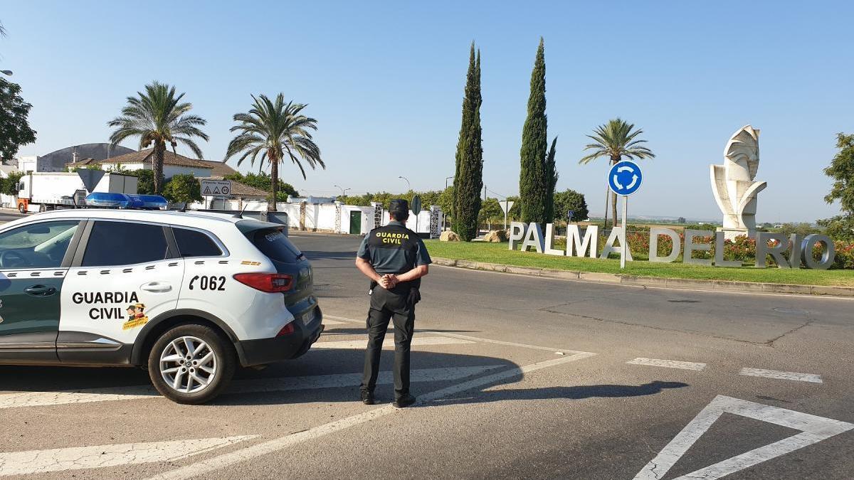 Detenido un vecino por vender drogas en Palma del Río