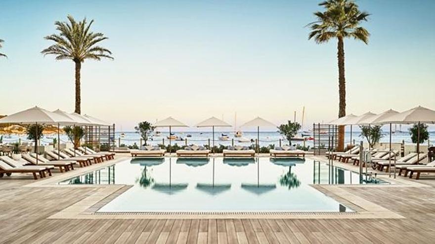 Nobu Hotel Ibiza Bay abre puertas el próximo 12 de mayo