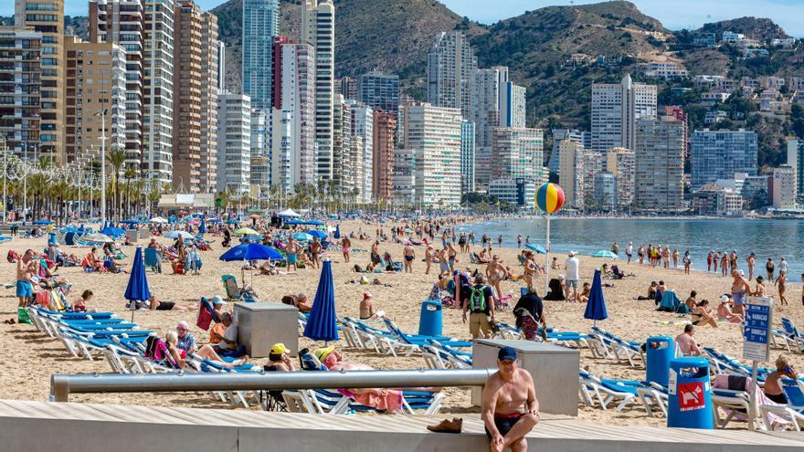 Los datos hablan: los turistas eligen la C. Valenciana este fin de semana