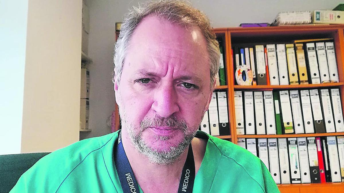 Óscar Díez Gil.