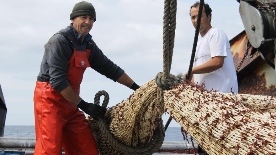 Es Diari pasa una jornada a bordo del 'Charpat Segundo', uno de los arrastreros de Ibiza