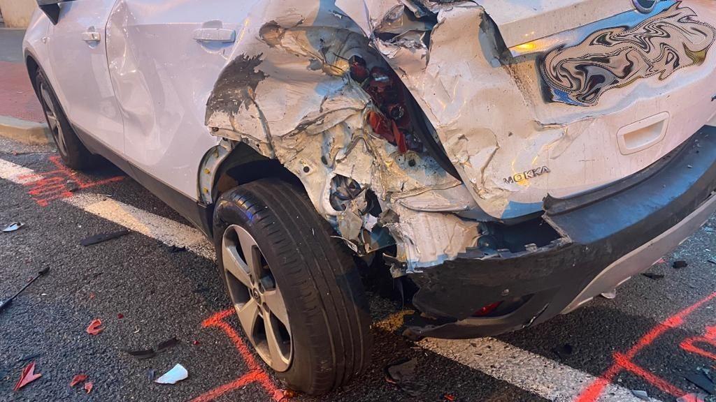 Muere uno de los dos jóvenes heridos en un accidente de moto en el Cabo de las Huertas