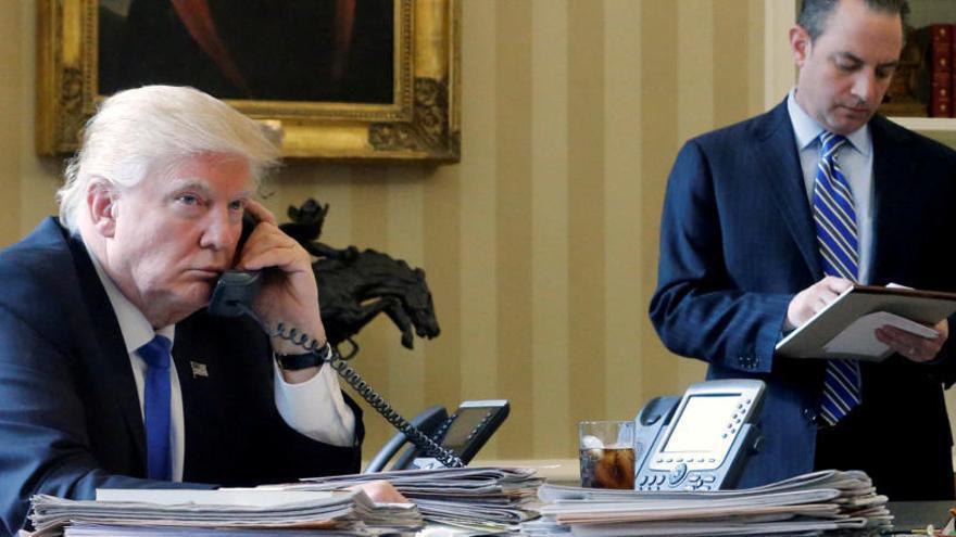 Trump asegura que Putin no quiere intervenir