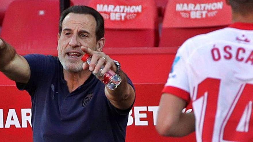 Voro habla del recibimiento al equipo y al palco el domingo en Mestalla
