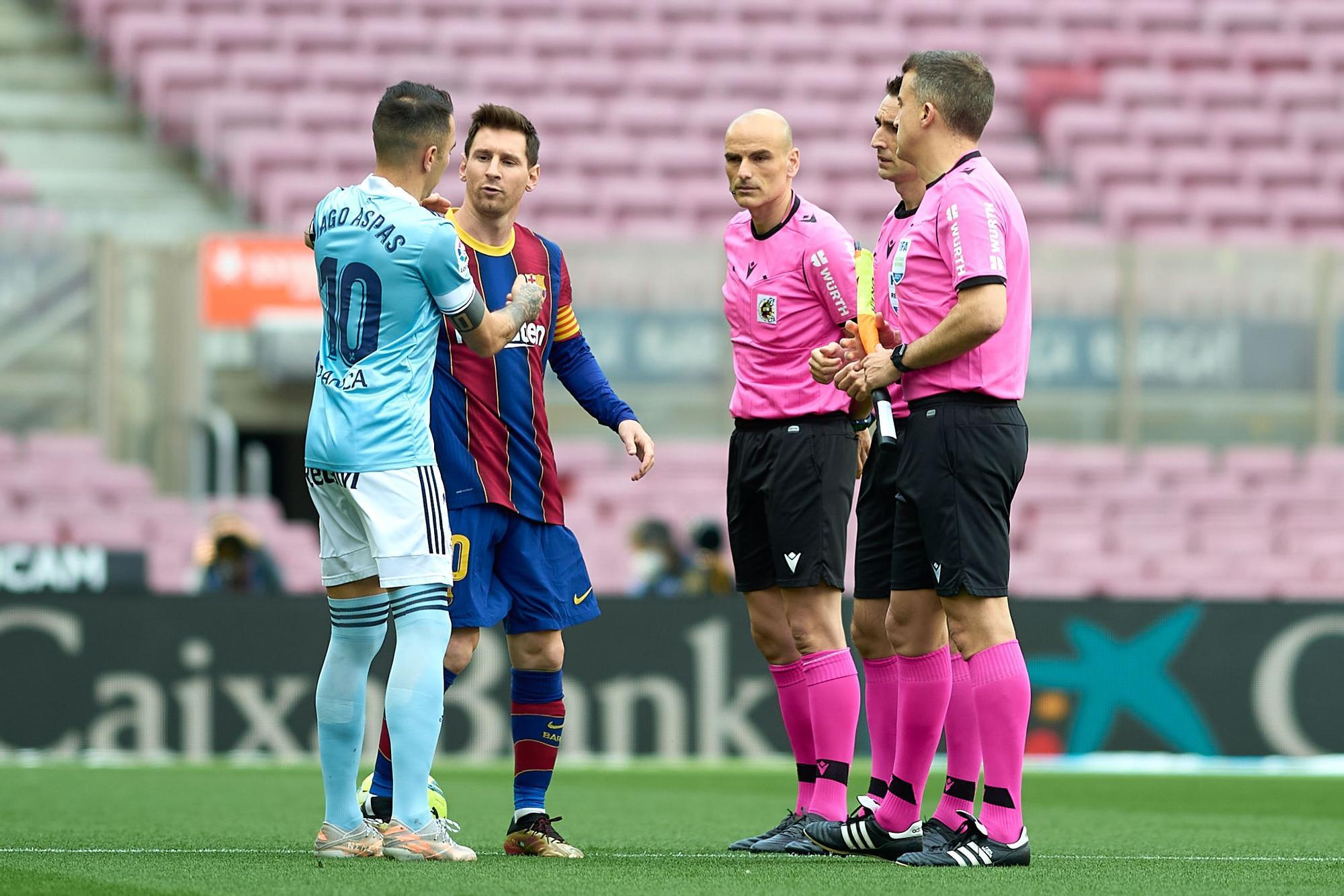 16-5-21 Gerard Franco Con Iago Aspas antes del saque inicial en su �ltimo partido.jpg