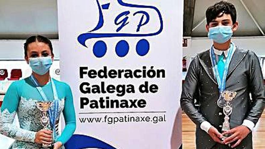Dos cullerdenses irán al Campeonato de España de Patinaje