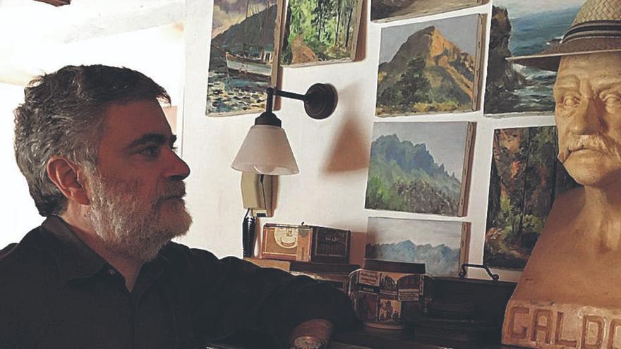 """Anelio Rodríguez: """"Estamos viviendo el auge de las nuevas censuras  y de las pequeñas inquisiciones"""""""