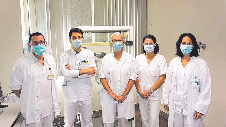 Son Llàtzer asiste a 150 pacientes con EPOC avanzado mejorando su control