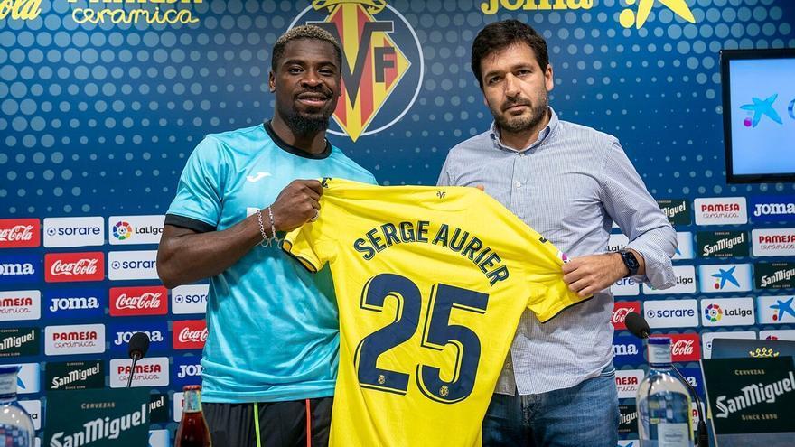 Aurier no podrá jugar la Liga de Campeones con Villarreal hasta próxima fase