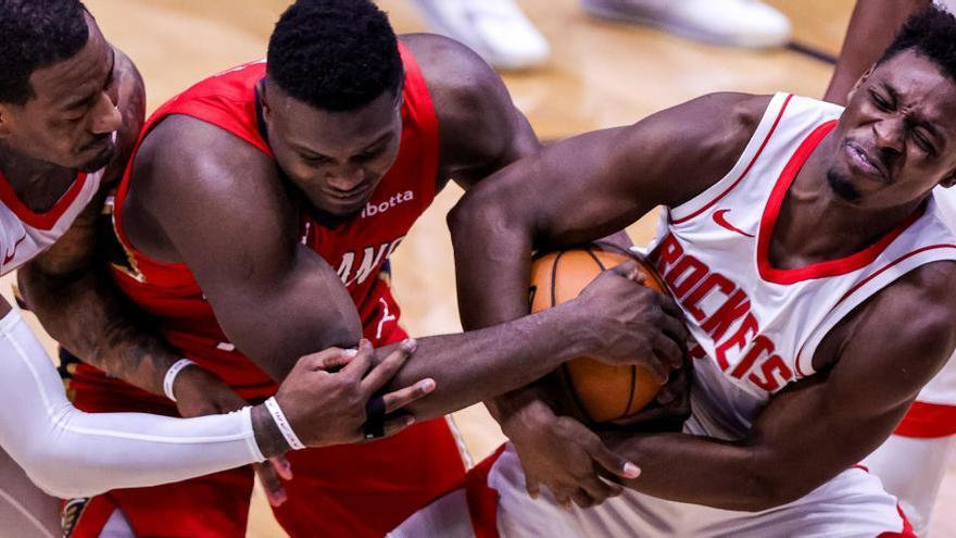 Los Pelicans amplían su racha ganadora con un doble-doble de Willy