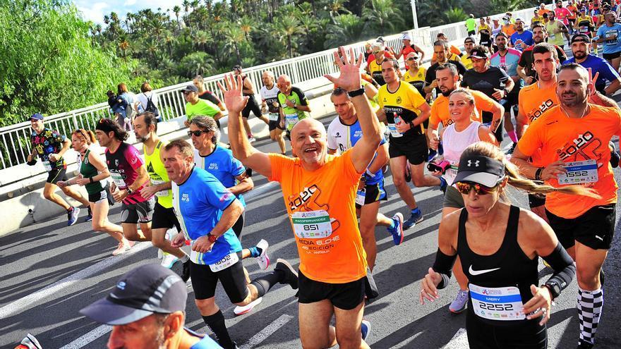 El running vuelve a sonreír en Elche