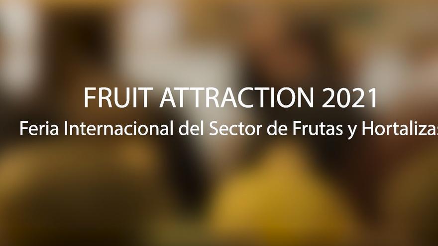 PREMIO MEJOR ENTIDAD FINANCIERA AGRO 2021 concedido al Banco en la feria Fruit Attraction 2021