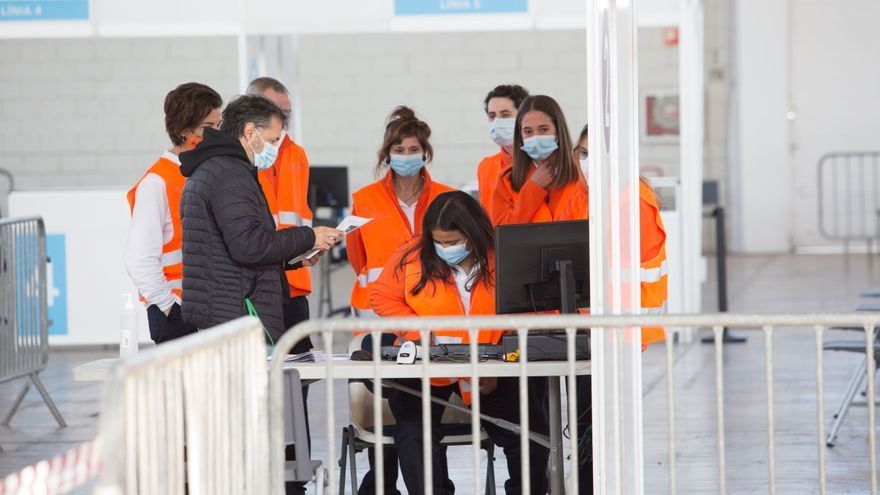 Los brotes disparan la incidencia del virus en Formentera