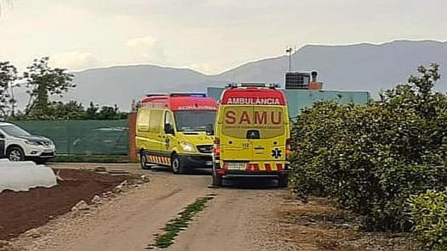 Una fuga de gas de una nevera intoxica a una niña en Sueca