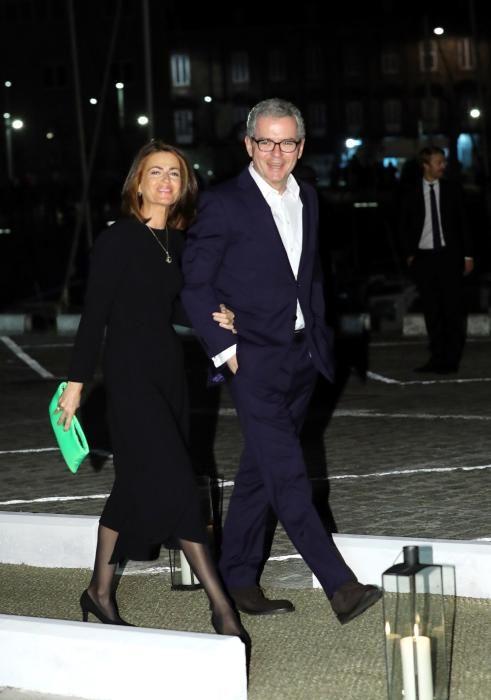 El presidente del grupo Inditex (Zara), Pablo Isla.