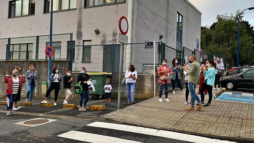 El Ría do Burgo se manifestará si la Xunta no le asigna más docentes de educación especial