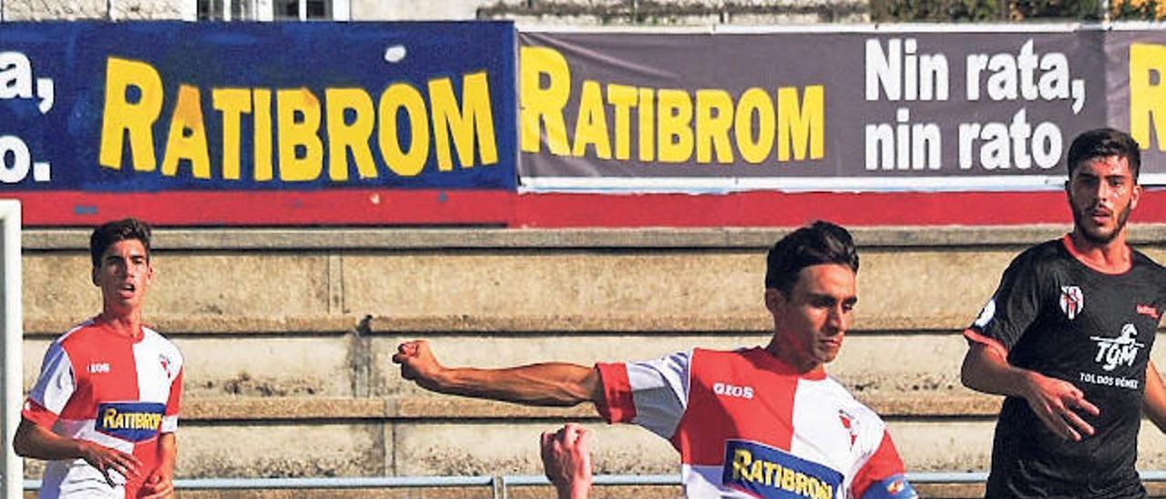 Los arzuanos son uno de los tres mejores equipos de la segunda vuelta. // I. Abella