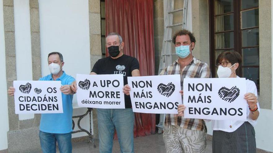 Pérez Jácome da la orden de que la UPO se traslade y abandone sus instalaciones