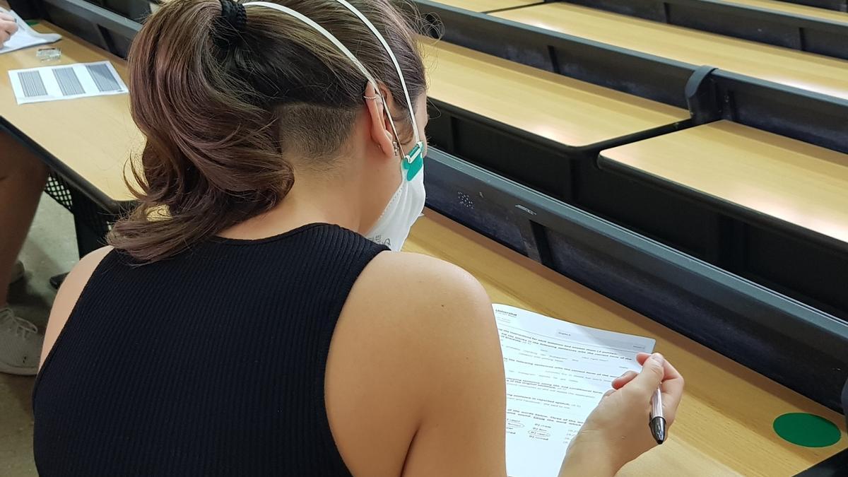El 69,7% de los alumnos ha superado la PBAU en la convocatoria de septiembre