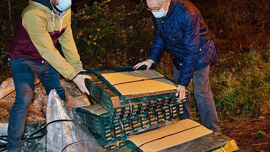 Valga entrega los 42 primeros composteros individuales y se dispone a llegar a 1.300
