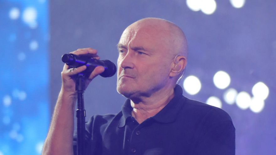 La exmujer de Phil Collins le acusa de no ducharse ni lavarse los dientes en un año