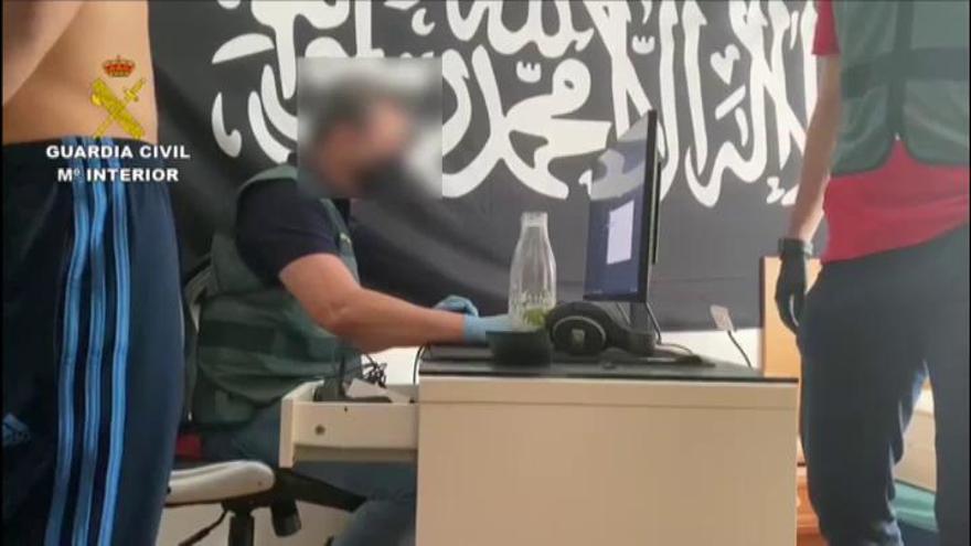 Detenido en Alicante por difundir propaganda yihadista a través de videjuegos