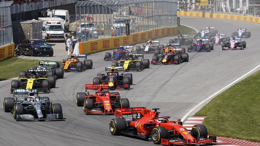 Cancelado el GP de Canadá de Fórmula 1 por la pandemia